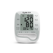 Esfigmomanômetro eletrônico digital automático para saúde médica