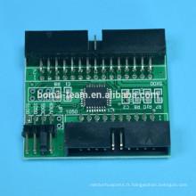 Décodeur à puce à réinitialisation automatique No.81 pour traceurs HP Designjet 5500
