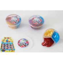 Rainbow Sticky Ooze Putty Toy