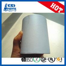 100mm de ancho sin acondicionador de aire de pegamento de cinta de PVC