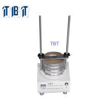 Agitador da peneira do teste padrão do laboratório elétrico do equipamento da análise