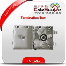 Csp62dw-9-a FTTH Passive Glasfaser-Anschlussbox / Glasfaser Verteilungsrahmen / ODF