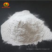 Réfractaires haute alumine blanc poudre d'aluminium