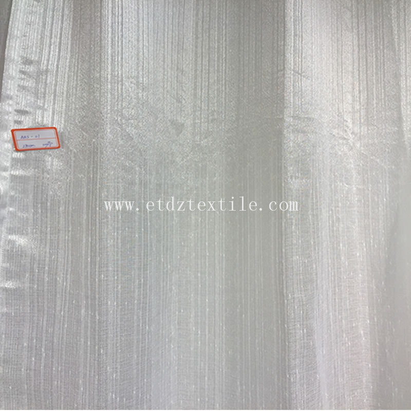 2016 Sheer Voile Curtain Fabric