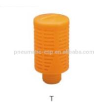 COURROIE Produits pneumatiques Silencieux pneumatique PSL