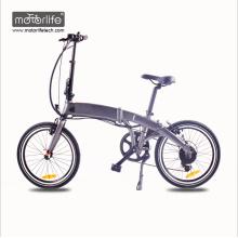 2017 le plus chaud 36v350w 20 '' pliant mini vélo électrique, grandes batteries électriques vélos, ebike de la Chine