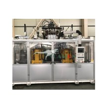 Servo Control System For Blow Moulding Machine