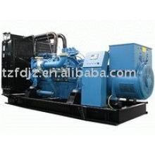 MTU diesel generator set