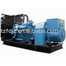 Grupo gerador a diesel MTU