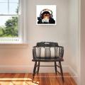 Настенная живопись Обезьяна Живопись Искусство На холсте Печать Для гостиной