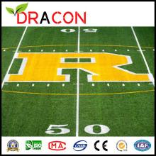 Fil synthétique d'herbe de tapis d'herbe de plein air (G-4002)