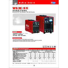 Inverter AC/DC TIG welder machine