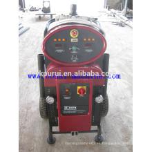 Inyección de espuma de poliuretano profesional y máquina de espuma de pulverización de PU