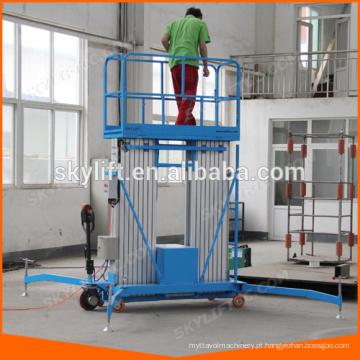 Elevador alto de alumínio da qualidade 8-14m com CE