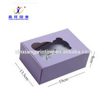 Caja de juguetes de almacenamiento por mayor y cajas de zapatos de bebé en stock