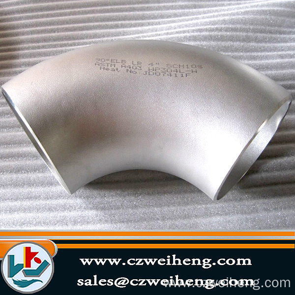 stainless steel TP316 90Degree elbow