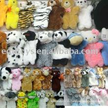 Animal Puppets Educación juguetes para niños