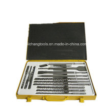 Power Tool Set 14PCS Hummer Drill Bits Set