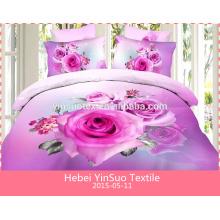 3d casa ropa de cama conjunto textil hogar .. algodón