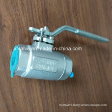 ANSI Forged Stainless Steel F316 Welding End Ball Valve