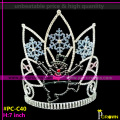 Christmas Pageant Tiaras and Crown Cheap Snowflake Tiaras