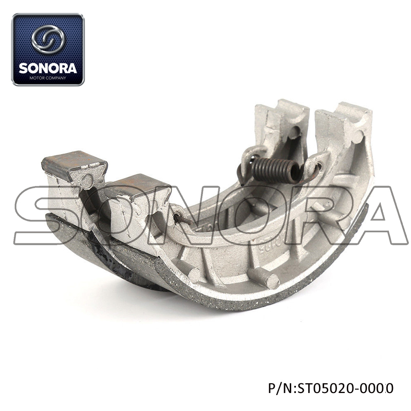 ST05020-0000 GY6-50 139QMA Brake Shoes (5)