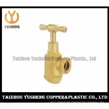Male Brass Stop Valve with T Handle (YS6006)