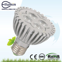 led work light 4w e27 led par light