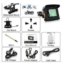7,0 Zoll Günstige Motorrad GPS GPS Navigator