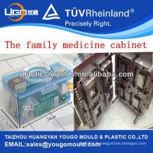 Fabricant chinois de moules pour boîtes médicales moule d'injection pour contenants en plastique