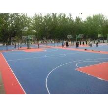 Polypropylen-Verriegelungsboden für Innen- und Außensportplätze