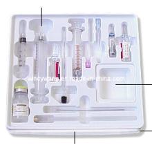 Embalaje blister farmacéutico transparente (HL-168)