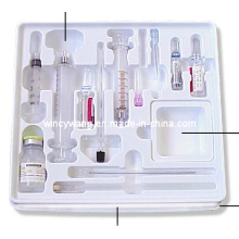 Clear Pharmaceutical Blister Packaging (HL-168)