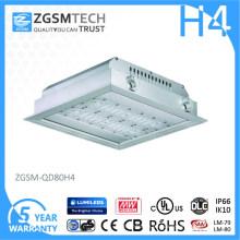 Überdachungs-Tankstelle-Tankstelle-Licht SMD LED 80W LED