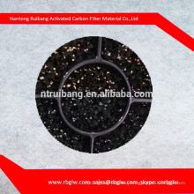 granular activated carbon sponge air filter foam