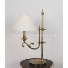 Lámpara de mesa de metal decorativo (SL82163-1T)