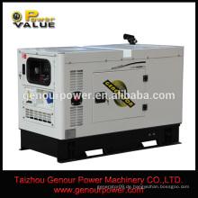 Power Value neue Design Preisliste Generator Sets 15kw zum Verkauf