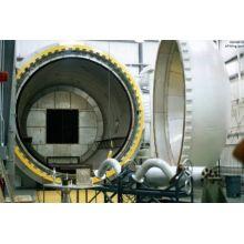 Autoclave de fibra de carbono compuesto industrial