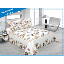 Cotton Print Bed Cover Quilt Bedspread