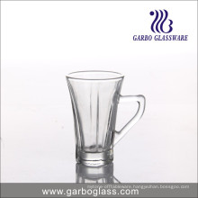 85ml Mini Glass Mug with Handle