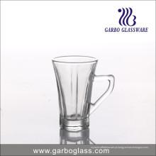 85ml Mini caneca de vidro com alça