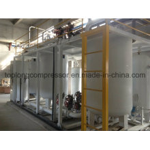 Генератор кислородного генератора жидкого азота 100нм3