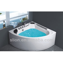 new massage bath tube with corner device