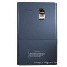 Entraînement général à CA de 110kw utilisé variateur de fréquence variable de contrôle de vecteur triphasé 380VAC / 415VAC