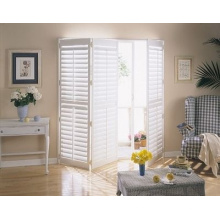 Newest Hot Selling Premium Quality Low Price White Coated Blinds Shades Shutters