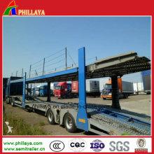 Remorque de transporteur de voiture de remorquage pour le véhicule de transport automatique