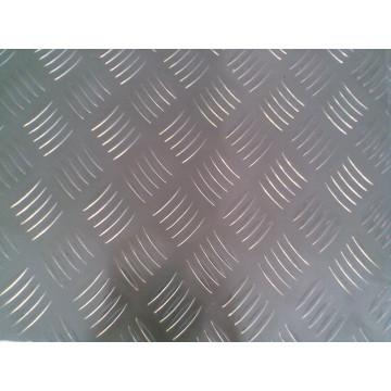 aluminum tread plate,one bar,5 bar
