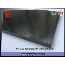 Placa de fibra de vidrio antiestática Fr4 del proveedor de China