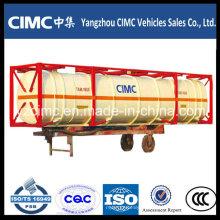 Cimc LPG Tanque de Armazenamento 40 Pés ISO Tank Container
