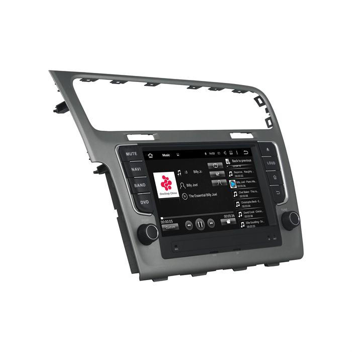 ANDROID CAR DVD PLAYER PER GOLF 7